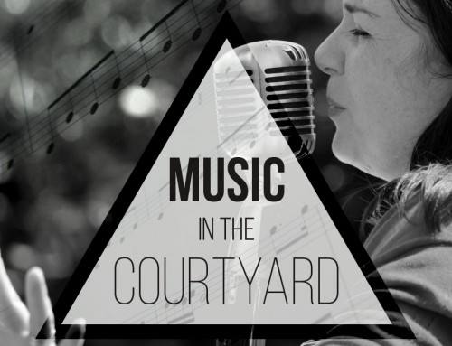 Music on the Courtyard