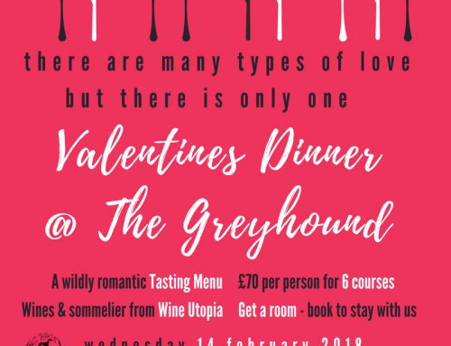 Valentines Day at The Greyhound
